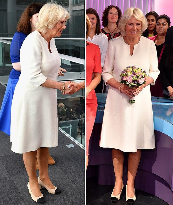 """Rất chăm diện mẫu giày mà Công nương Diana từng đoạn tuyệt, bà Camilla có lẽ là nữ tình địch """"chẳng phải dạng vừa"""" - Ảnh 8."""
