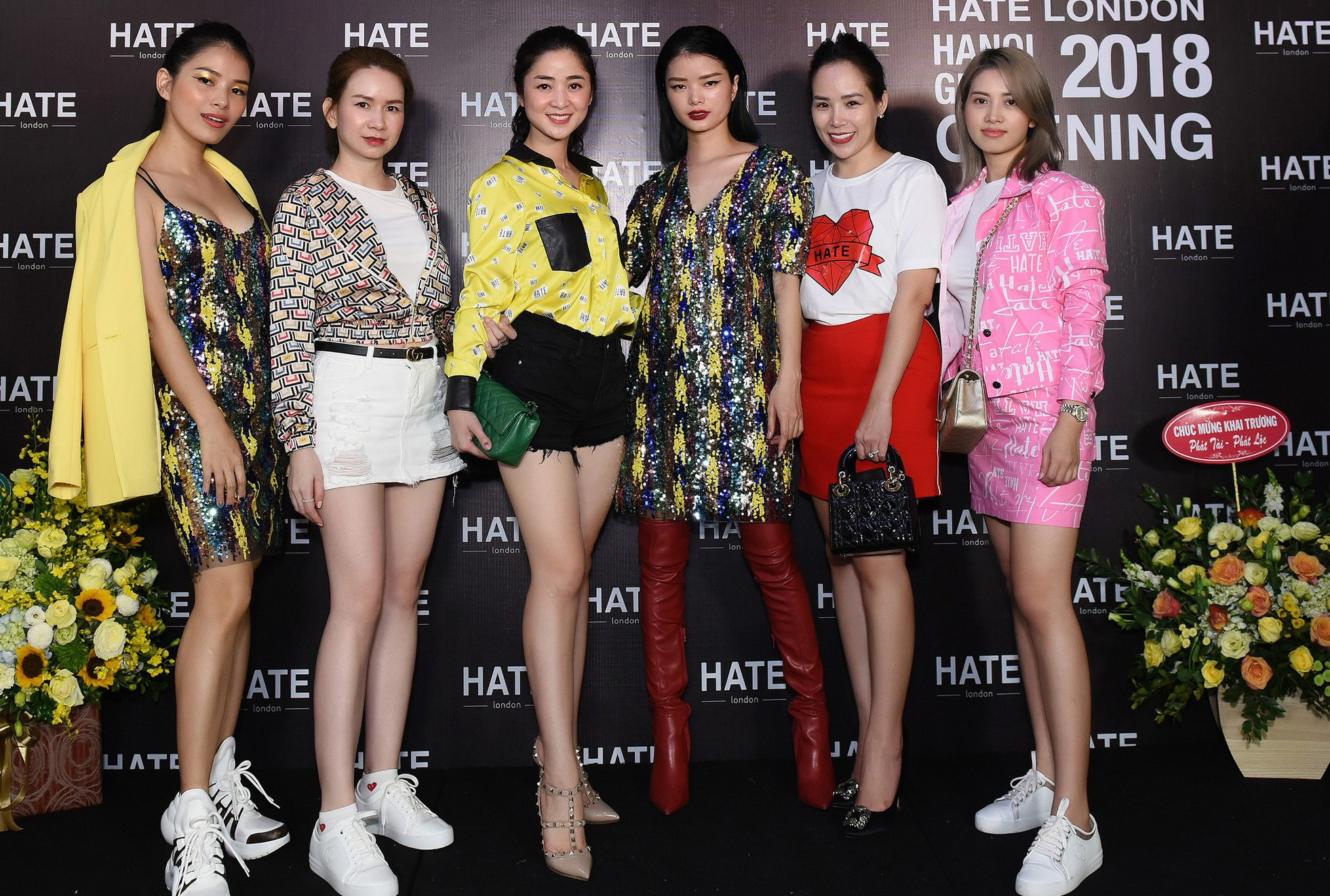 HATE London khai trương cửa hàng tại Hà Nội