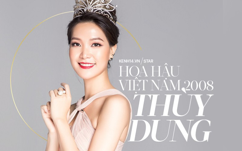 HOA HẬU THÙY DUNG, tin tức Mới nhất Hoa hậu Việt Nam 2008 - Thùy Dung:  Chiếc vương miện năm 18 tuổi không đổi được 10 năm lạc lõng giữa showbiz ...