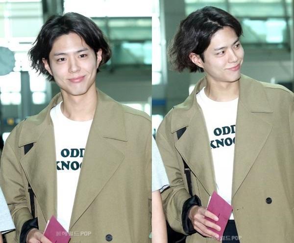 Cú lừa fan ngoạn mục của Park Bo Gum: cứ tưởng đã cắt tóc bảnh trai nhưng mà không, vẫn đang để tóc bà cô nhé! - ảnh 7