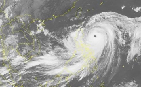 Chuẩn bị đón siêu bão đổ bộ: Trung Quốc hủy nhiều chuyến bay và tàu cao tốc - ảnh 1