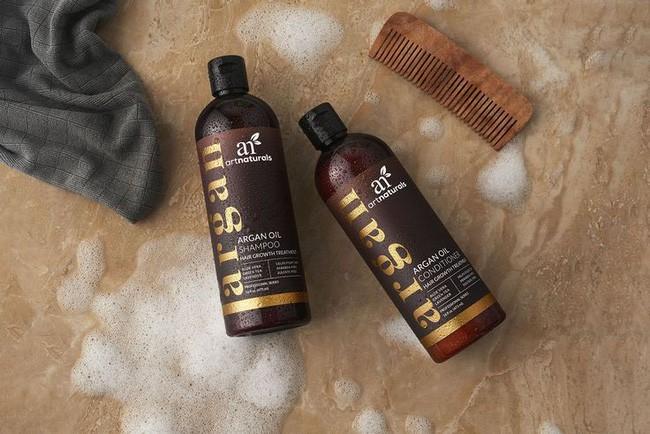 Thoát khỏi tình trạng vuốt tóc thôi cũng ra cả búi với 6 loại gầu gội ngăn rụng tóc được các chuyên gia đánh giá rất cao trên Amazon - ảnh 5