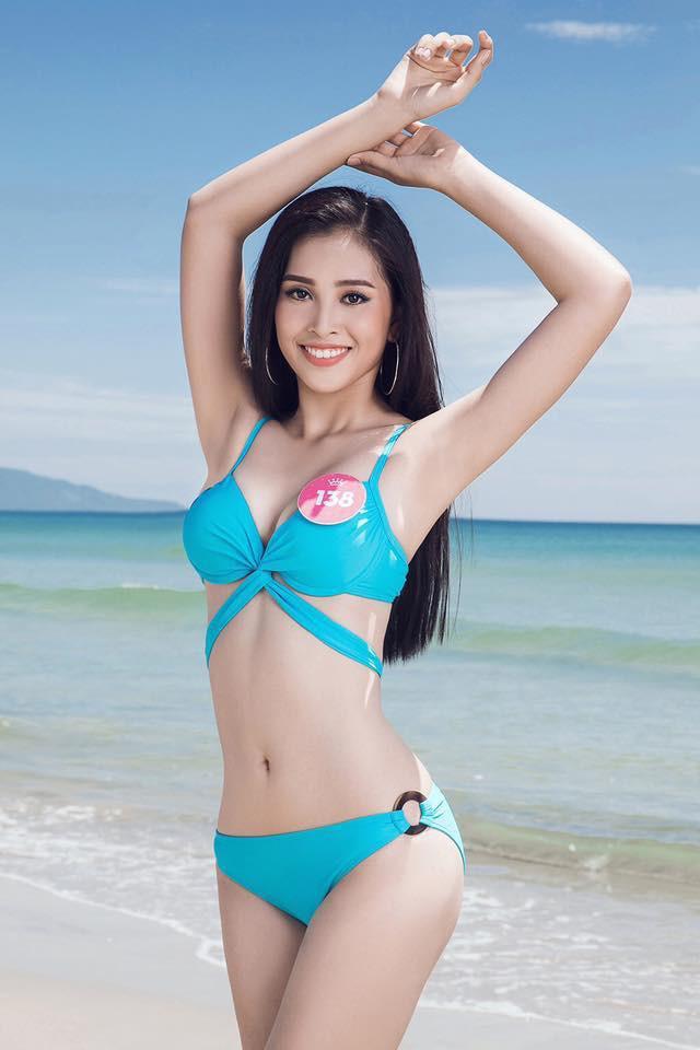 Hành trình âm thầm toả sáng suốt chặng đường Hoa hậu Việt Nam 2018 - ảnh 4