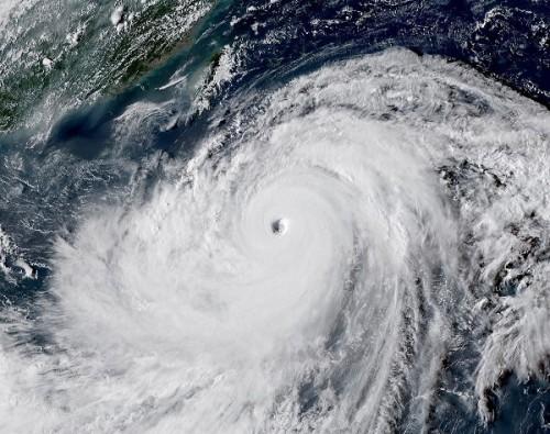 Sẽ còn xuất hiện nhiều siêu bão đáng sợ như Mangkhut - ảnh 2