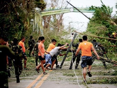 30 thợ mỏ Philippines thiệt mạng vì bão Mangkhut - ảnh 1