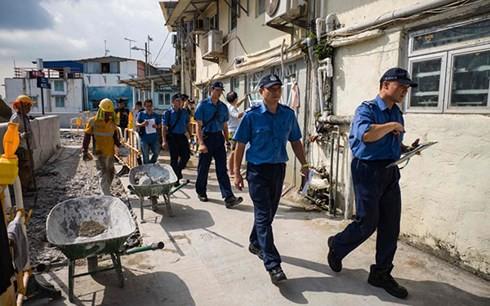Trung Quốc hủy hàng trăm chuyến bay do bão Mangkhut - ảnh 1