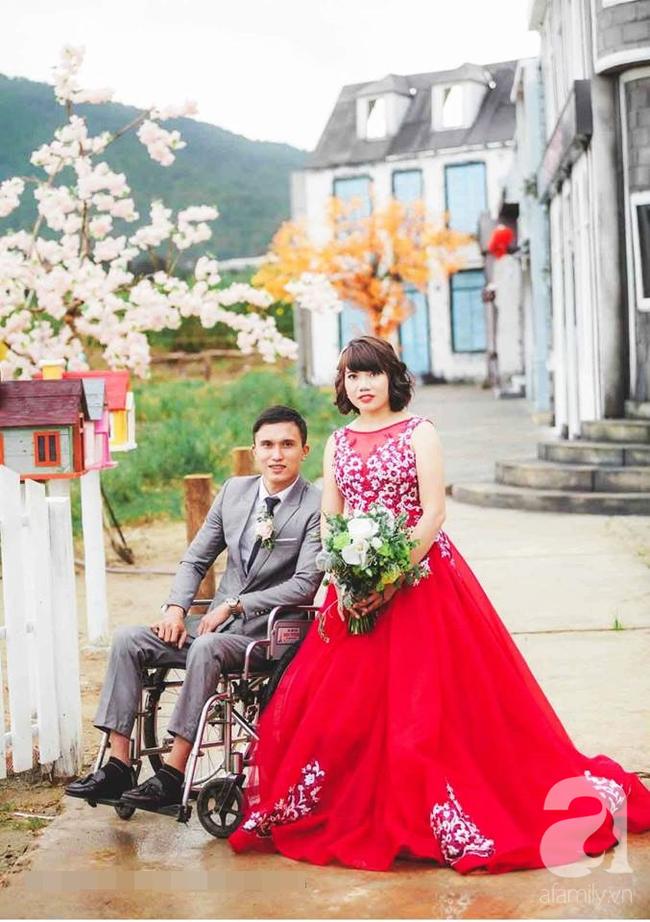 Khao khát làm mẹ cháy bỏng của cô gái Phú Thọ cãi lời cha để vào Nam lấy anh chồng không đi đứng được - ảnh 6