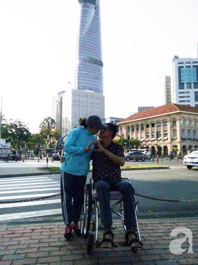 Khao khát làm mẹ cháy bỏng của cô gái Phú Thọ cãi lời cha để vào Nam lấy anh chồng không đi đứng được - ảnh 10