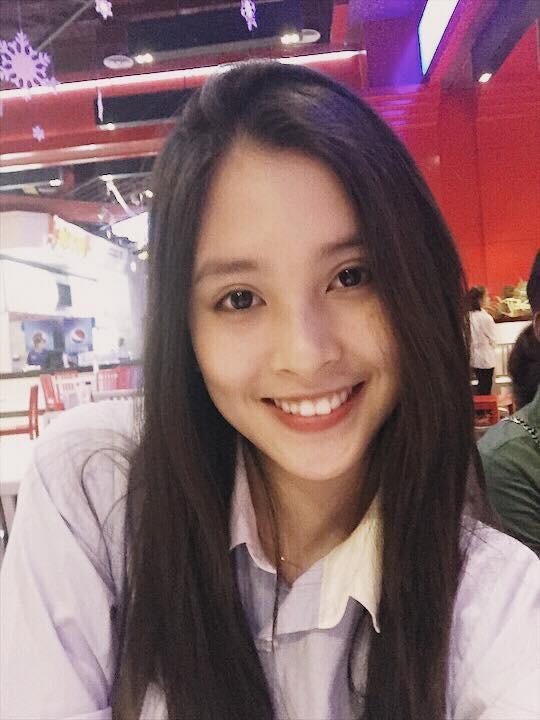 Vẻ đẹp đời thường vừa lai Tây, vừa gợi cảm hút hồn của Tân Hoa hậu Việt Nam 2018 Trần Tiểu Vy - ảnh 7
