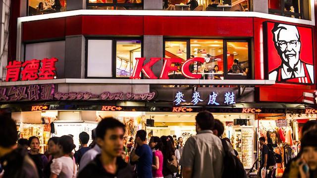 Giải mã kỳ tích KFC Trung Quốc: Lớn mạnh bất chấp hàng quán vỉa hè, đối thủ sao chép hay người dùng khó tính - ảnh 2