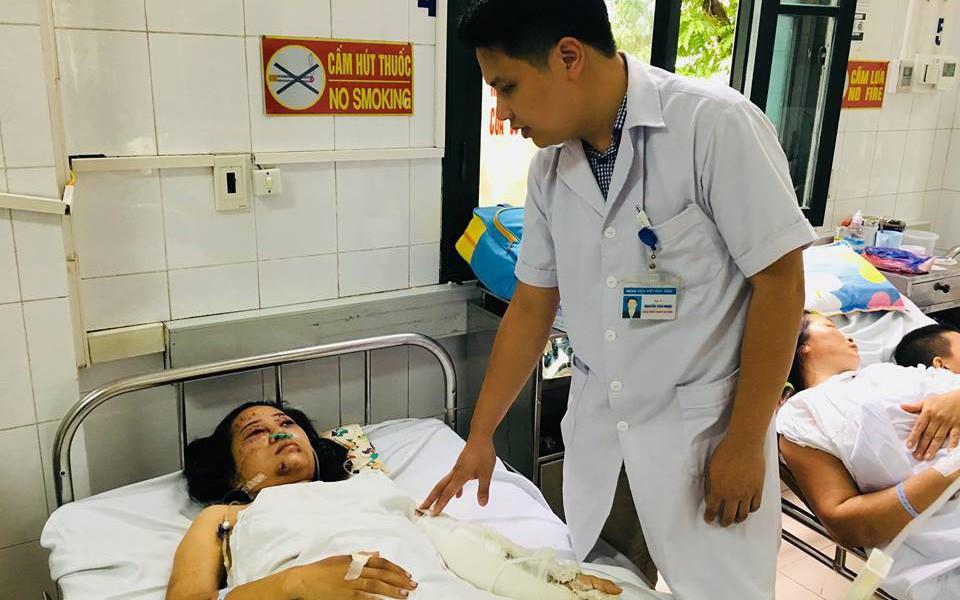 4 ngày sau tai nạn thảm khốc ở Lai Châu, người phụ nữ vẫn chưa hay biết mẹ ruột và con trai 16 tháng tuổi đã tử vong