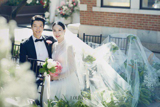 Con gái tài tử Lee Dong Gun và Jo Yoon Hee lớn nhanh khó tin, còn hơn tốc độ phát triển tình cảm của bố mẹ - ảnh 4