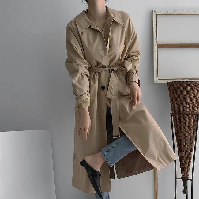 Thu này có thêm 4 kiểu áo khoác mỏng vừa xinh lại cá tính để bạn không phải mặc nguyên cả mùa mỗi chiếc blazer - ảnh 1