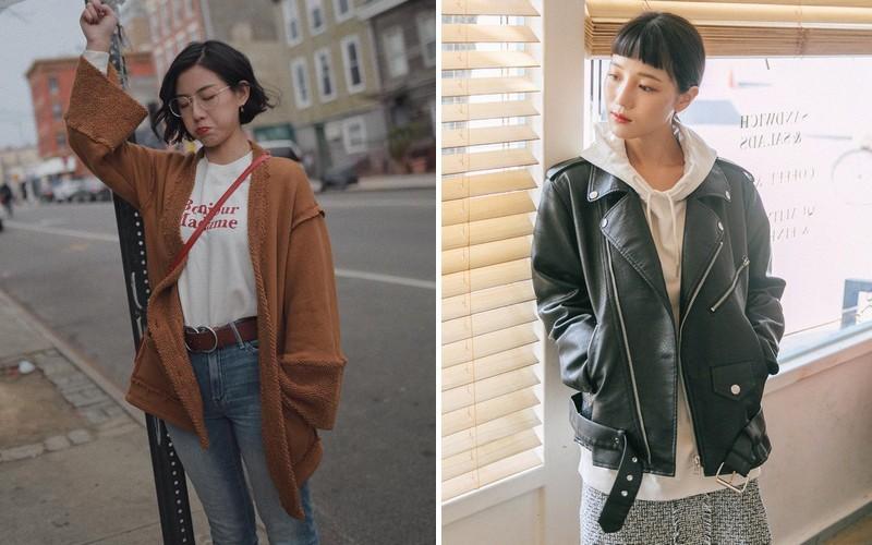 Thu này có thêm 4 kiểu áo khoác mỏng vừa xinh lại cá tính để bạn không phải mặc nguyên cả mùa mỗi chiếc blazer