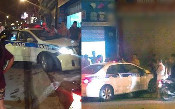 Bình Dương: Lái ô tô về nhà, CSGT gây tai nạn làm 2 người chết