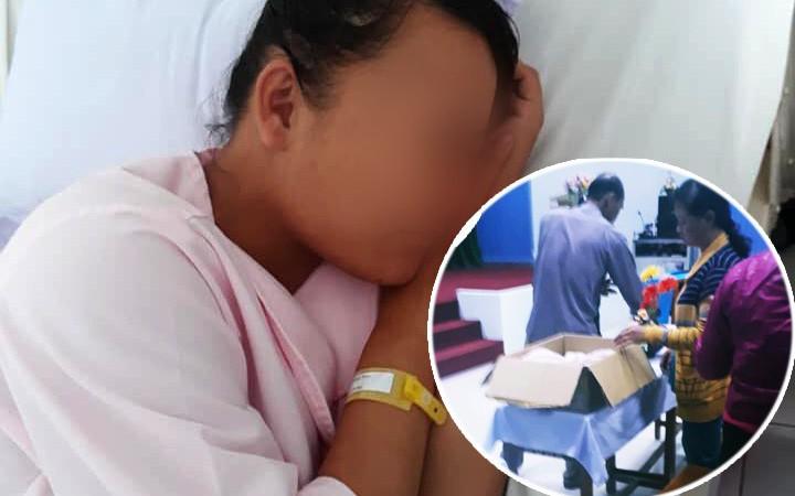 Vụ song thai chết lưu trong bụng mẹ: Tạm ngưng công việc của bác sĩ trong ca trực, chờ kết quả giám định pháp y