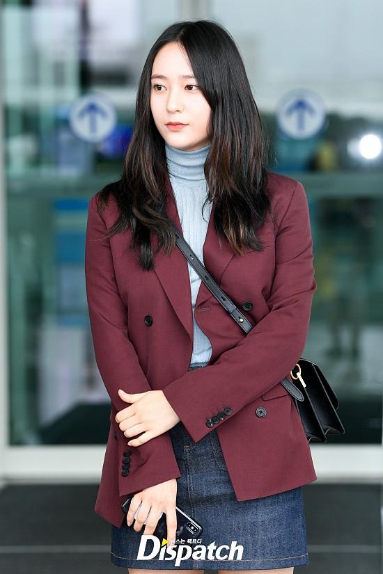 Chị em sang chảnh nhất xứ Hàn đụng độ Red Velvet: Jessica trông như bà hoàng, Krystal đẹp đè bẹp đàn em - ảnh 6