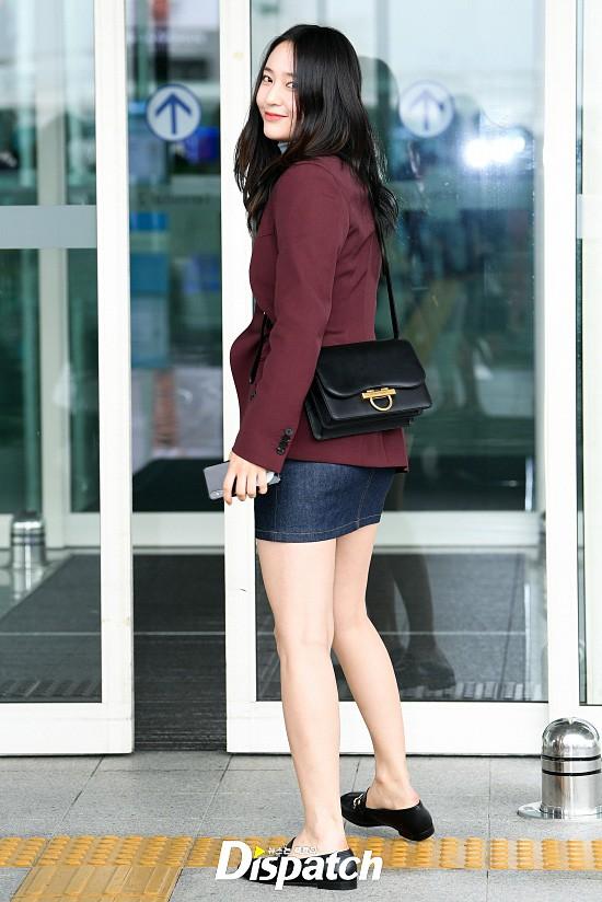 Chị em sang chảnh nhất xứ Hàn đụng độ Red Velvet: Jessica trông như bà hoàng, Krystal đẹp đè bẹp đàn em - ảnh 4