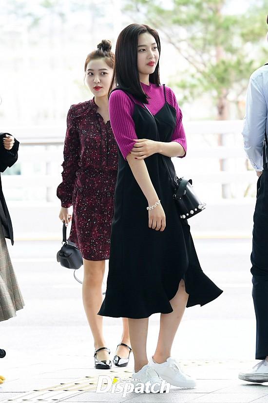 Chị em sang chảnh nhất xứ Hàn đụng độ Red Velvet: Jessica trông như bà hoàng, Krystal đẹp đè bẹp đàn em - ảnh 13