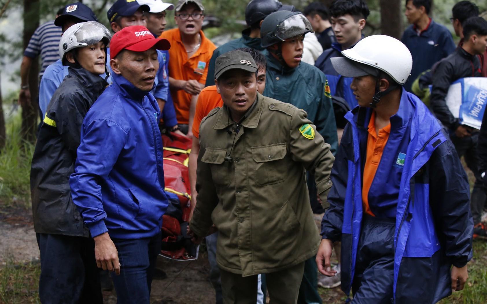Du khách Hàn Quốc tử vong khi nhảy thác Datanla trong tour du lịch mạo hiểm ở Đà Lạt