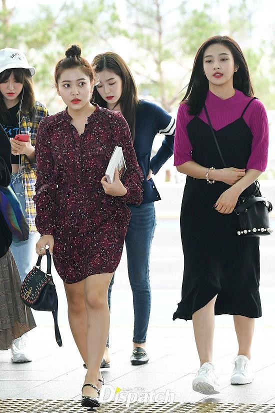 Chị em sang chảnh nhất xứ Hàn đụng độ Red Velvet: Jessica trông như bà hoàng, Krystal đẹp đè bẹp đàn em - ảnh 15
