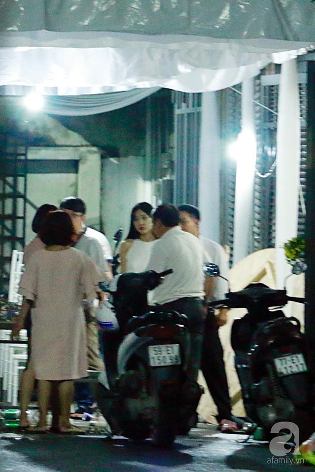 Những hình ảnh đầu tiên trước giờ G đám cưới Nhã Phương - Trường Giang: Gia đình nhà gái tất bật chuẩn bị cho ngày vu quy - Ảnh 2.
