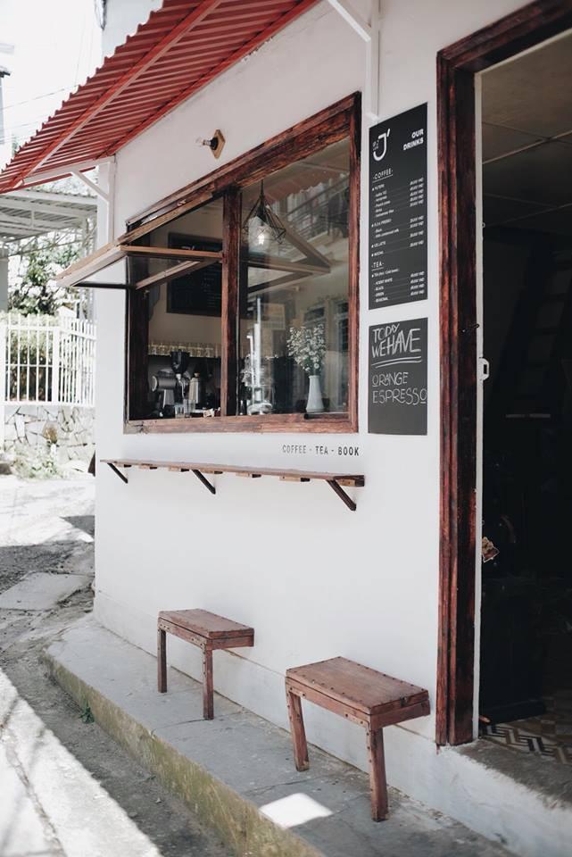 3 quán cà phê mới toanh ở Đà Lạt: Đi 1 lần chụp ảnh sống ảo dùng cả năm - Ảnh 5.