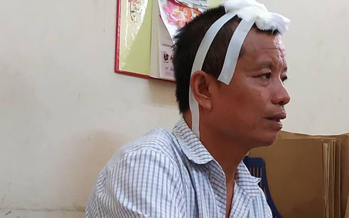 Khởi tố đối tượng nửa đêm cầm dao đâm 7 người thương vong ở Thái Nguyên tội giết người