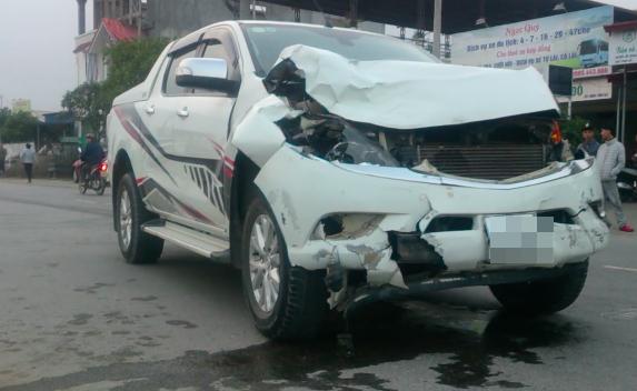 Tông chết 2 nữ sinh Hải Phòng rồi bỏ chạy, xe điên phóng như bay gây tai nạn liên hoàn - ảnh 1