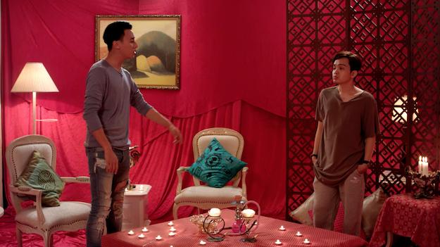 Glee Việt: Rocker Nguyễn giả gái để... xin lỗi bạn trai đồng tính khi bị đuổi khỏi nhà - Ảnh 7.
