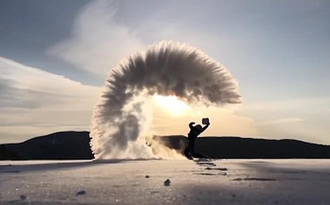 Cả thế giới đang hứng chịu cái lạnh tồi tệ, dự đoán mùa đông lạnh nhất 100 năm qua trở thành hiện thực tại nhiều nơi - ảnh 12