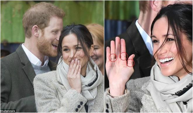 Ngoài nhẫn đính ước, hôn thê của hoàng tử Harry còn đeo ba chiếc nhẫn đặc biệt tiết lộ phần nào về tính cách của cô - Ảnh 4.