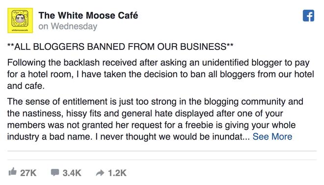 Xin ở chùa tại khách sạn sang chảnh ở Dublin, YouTuber bị chủ khách sạn dằn mặt hết sức phũ phàng - ảnh 4