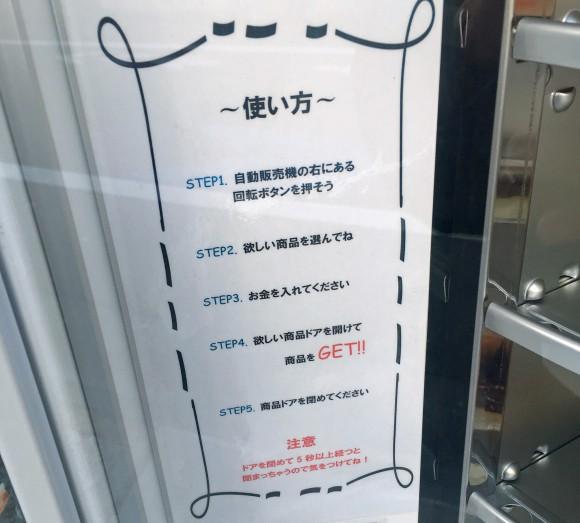 Nhật Bản có cả máy bán mô hình đồ ăn giả tự động, trông ứa nước miếng vì tưởng thức ăn thật - ảnh 6