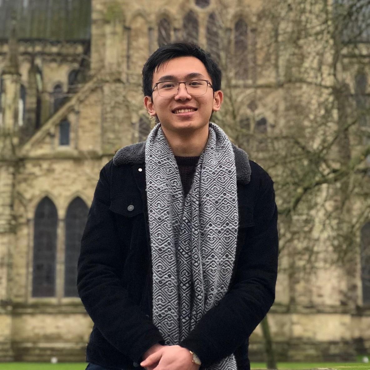 Chàng trai Hà Tĩnh chuẩn con nhà người ta: HCB Toán quốc tế, nhận học bổng tiến sĩ toàn phần khi mới học năm 3 - ảnh 1