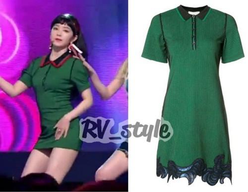 Vì sở thích cắt váy của stylist mà các thành viên Red Velvet không ít lần phải lo nơm nớp - ảnh 3
