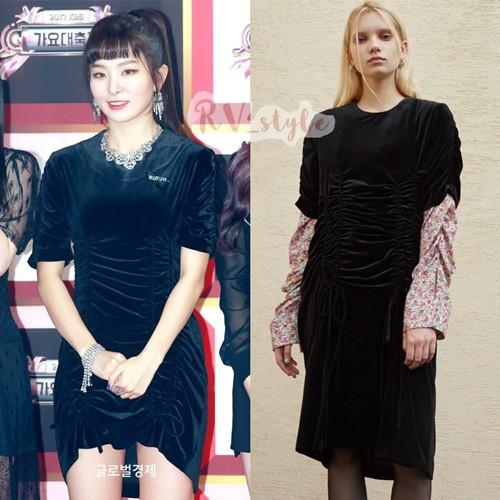 Vì sở thích cắt váy của stylist mà các thành viên Red Velvet không ít lần phải lo nơm nớp - ảnh 6