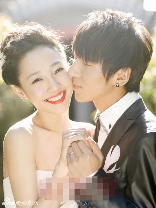 Không chỉ Lý Tiểu Lộ, nhiều sao nữ được chồng, bạn trai yêu thương vẫn ngoại tình với người đàn ông khác - ảnh 7