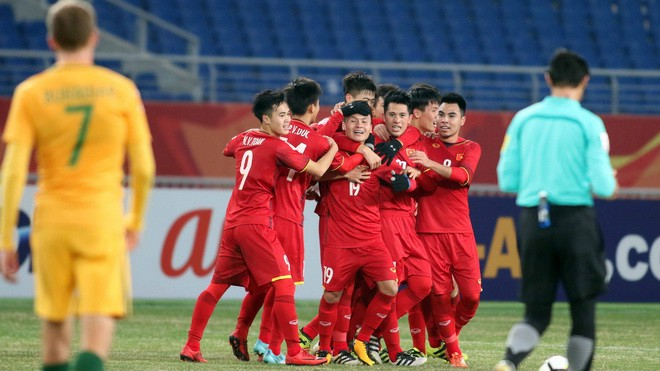 Ảnh: U23 Việt Nam làm nên lịch sử, nuôi hi vọng vào tứ kết U23 châu Á - ảnh 6