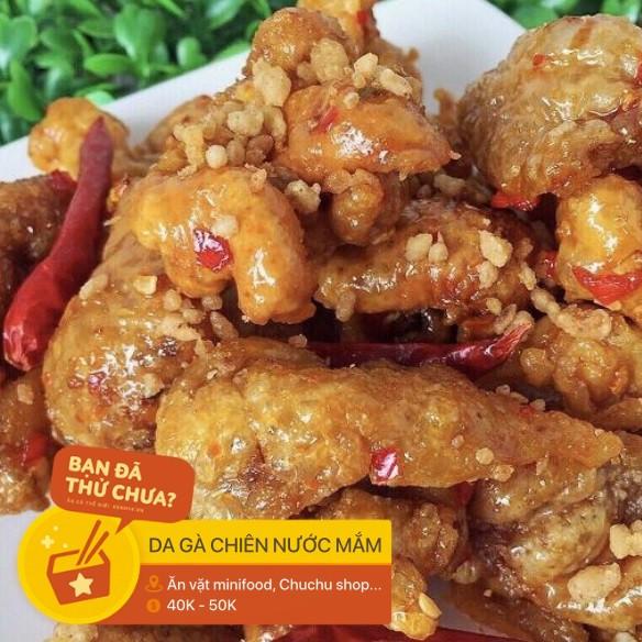 Sài Gòn có rất nhiều món ăn vặt từ da giòn rụm, thú vị nhất là món số 3 - Ảnh 2.