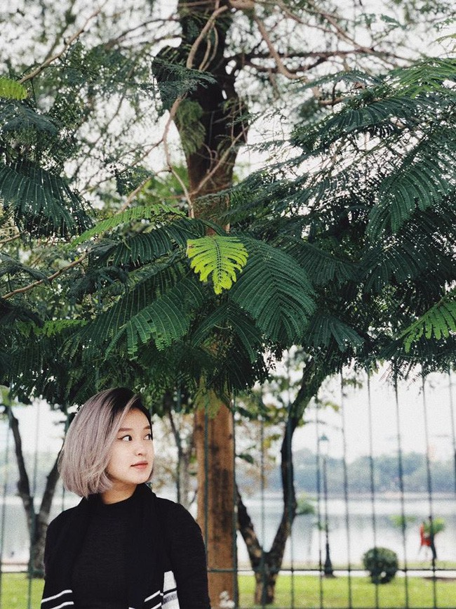 Đúng là cựu hot girl đời đầu, vác bụng bầu xuống phố mà Mi Vân vẫn xinh đẹp nức lòng như thế này - Ảnh 3.