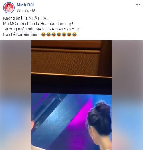 MC Mỹ Linh chiếm trọn spotlight đêm Chung kết The Tiffany Vietnam với câu nói: Vương miện đâu mang ra đây! - ảnh 1