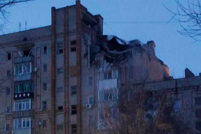 Nổ khí gas phá hủy 4 căn nhà, ít nhất một người tử vong - ảnh 1