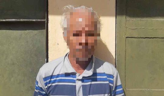 Yêu râu xanh 72 tuổi hiếp dâm bé gái 12 tuổi - ảnh 1