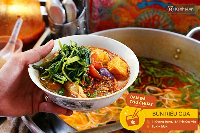 Loạt món ăn ấm sực, thơm nức mùi cua cho ngày lạnh tê người ở Hà Nội - Ảnh 2.