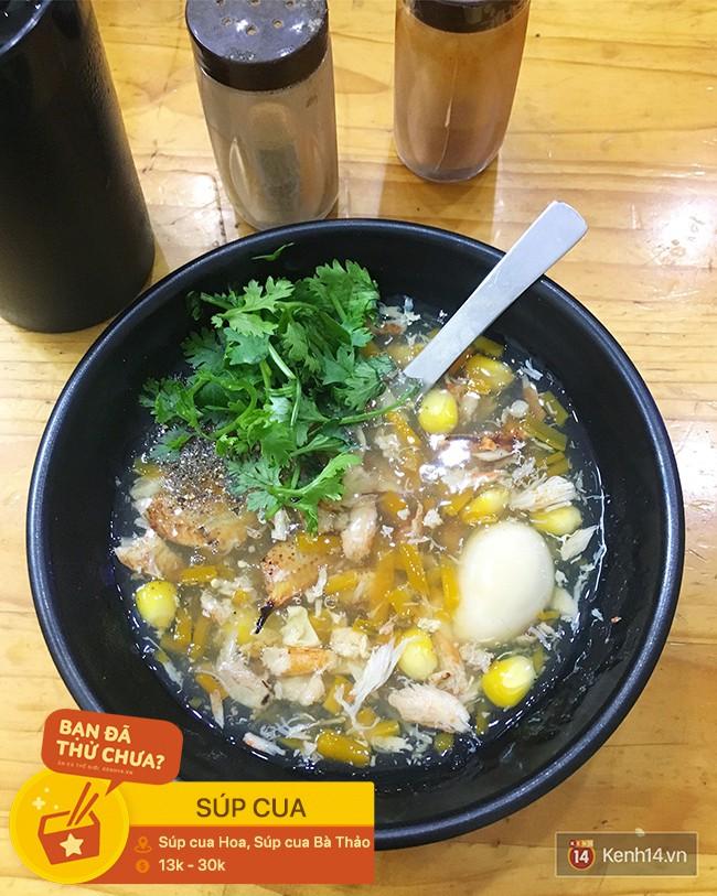 Loạt món ăn ấm sực, thơm nức mùi cua cho ngày lạnh tê người ở Hà Nội - Ảnh 10.
