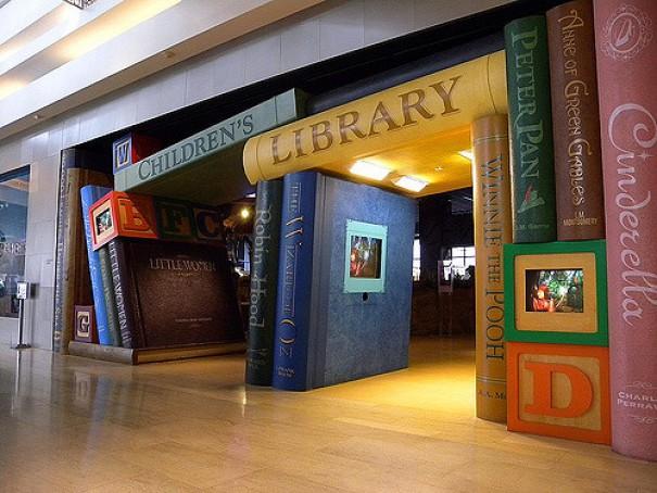 15 thư viện siêu sáng tạo khiến hội lười đọc phải ghé thăm hàng ngày - Ảnh 13.