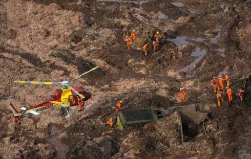 34 người thiệt mạng trong vụ vỡ đập ở Brazil - ảnh 1