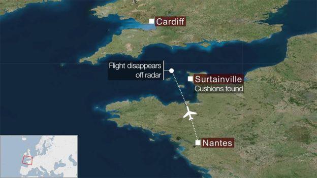 Tìm thấy nệm ghế nghi của máy bay chở sao ngoại hạng Anh sau hơn 1 tuần mất tích - Ảnh 4.