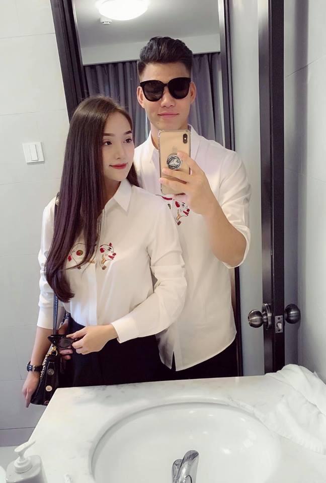 Khoe ảnh về quê ăn Tết với bạn gái, Văn Thanh nhận bão lời khen vì đẹp trai như oppa xứ Hàn! - Ảnh 2.